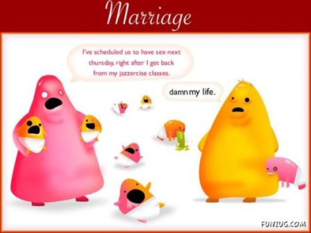 Dating Phase 8 - Marriage